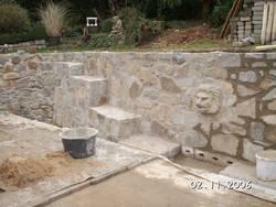 Bruchsteinwand Sanieren renovierung und sanierung trockenbau und kellerisolierungen